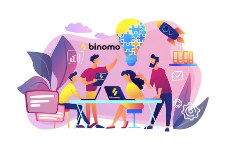 How to join Affiliate Program and become a Partner in Binomo